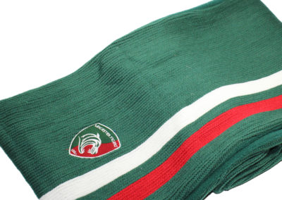 Leicester-Tigers-fansjaal