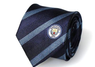 Manchester-City-stropdas-zijde