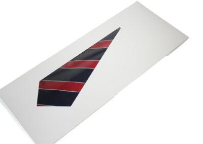 Stropdas-envelop-transparant-venster