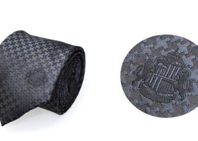Sunderland-woven-tie-logo
